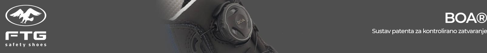 FTG - BOA tehnologija